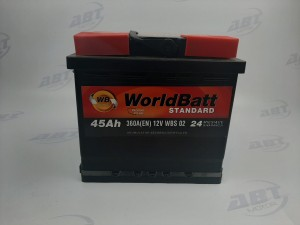Akumulator World Batt 12V 45AH