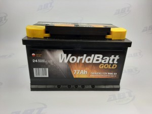 Akumulator World Batt Gold 12V 77AH