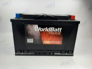 Akumulator World Batt 12V 120AH