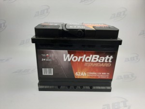 Akumulator World Batt 12V 62AH